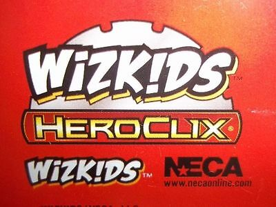 AA Heroclix MACH-1 040 Rookie Sinister Marvel #040 40 $0 SHIPPING AFTER 1st ITEM