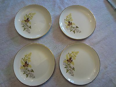 Taylor, Smith & Taylor LEAF O'GOLD Bread & Butter Plate 727578