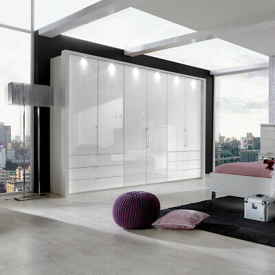 faltt renschrank loft b300 h216 cm gleitt ren funktionschrank kleiderschrank. Black Bedroom Furniture Sets. Home Design Ideas