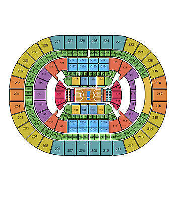 NCAA Tournament - Midwest Regional Tickets 03/28/15 (Cleveland) 2 tickets