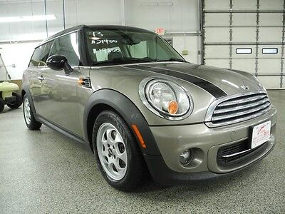 Mini : Cooper Clubman Cooper Clubman Sunroof/Moonroof Leather Push Button Start Bluetooth