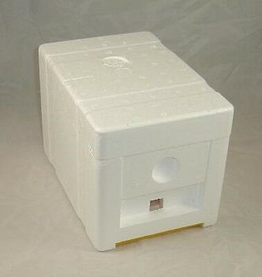 x2 QUEEN MATING BEE HIVE - MINI NUC - BEEKEEPING - HIVE