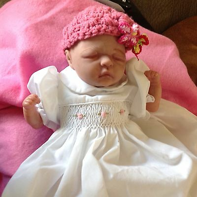 Mini Reborn Baby Doll Jacob By Jessica Schenk 13 In.