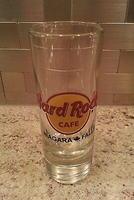 Hard rock cafe shot glass niagara falls