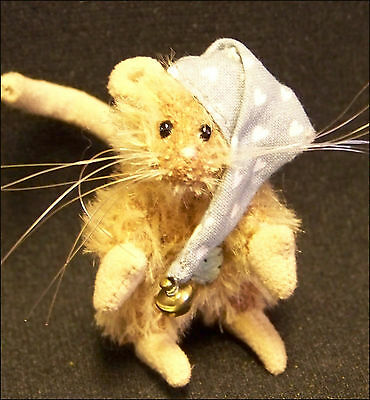 """DEB CANHAM BEARS DORMOUSE FROM THE """"ALICE COLLECTION"""""""