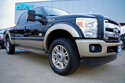 Ford : F-250 King Ranch 4 King Ranch, 4x4, Diesel, Navigation, Leather, Moonroof, Ventilated And Heated