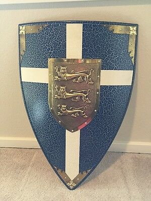 The Noble Collection - Shield Of King Arthur / From The Mid 90s Toledo Spain.