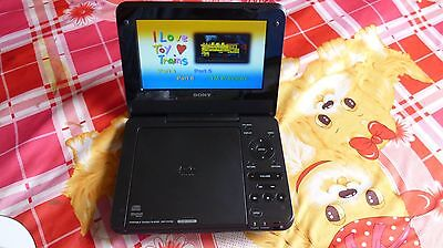 """Sony DVP-FX.750 Portable DVD Player with Screen 7""""+Free 1-day Priority Shipping"""