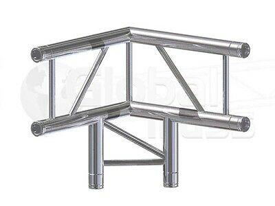 GLOBAL TRUSS F32 3-Weg Ecke C31 V - 2-Punkt Alu Traversensystem