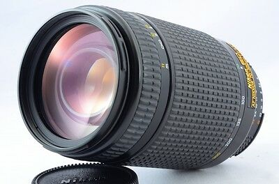 Nikon AF NIKKOR 70-300mm f/4-5.6 D ED From Japan