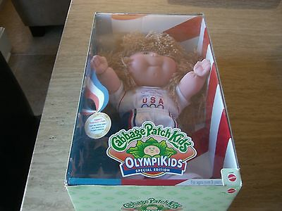 1996 Cabbage Patch Kids Olympikids Basketball Special  Edition