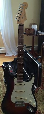 Fender American Standard Stratocaster 2012. Barely Used. Only played at home