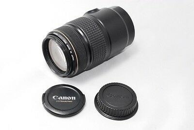 EXC++! Canon EF 75-300mm 75 300 f/4-5.6 IS USM IMAGE STABILIZER Lens From Japan