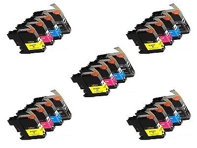 20 Pk LC103 HY Ink Fits Brother MFC-J870DW, MFC-J875DW, MFC-J4310D with CHIP