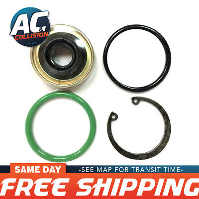 SEG102-KT AC A/C  Compressor Shaft Seal Double Lip Seal GMC V5 HR6 HT6 MT2105