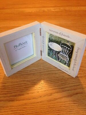 Marjolein Bastin Nature's Sketchbook Picture Frame Memories Family Friends