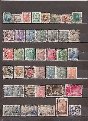Spain Mint & Used Collection of Pre 1950 Stamps