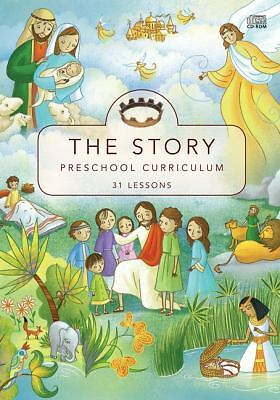The Story For Little Ones Preschool Curriculum 31 Lessons CD-ROM BRAND NEW