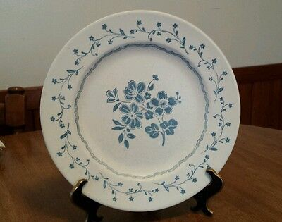 """(4) Royal China Co. American Country Charm 10 1/8"""" Dinner Plates"""