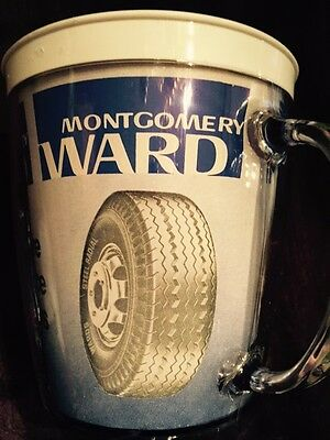 Montgomery Ward Truck Tire Cup