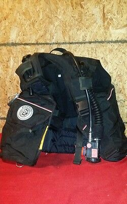 Seatec Manta BC Size Large Scuba Dive Gear