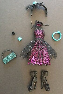 Monster High Doll Clothes, Shoes, Accessories For Zombie Shake Rochelle Goyle