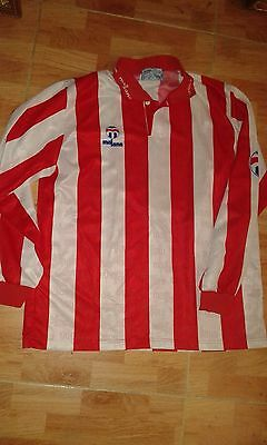 Massana Atletico 60ctms XL Camiseta Futbol football shirt