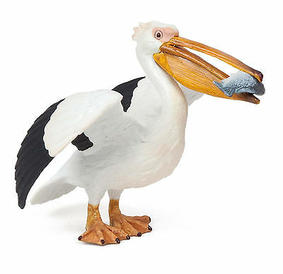 PELICAN by PAPO MARINE LIFE WILDLIFE BRAND NEW ITEM 56009