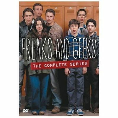 Freaks and Geeks - The Complete Series 6 Disk Set BRAND NEW SEALED! FAST SHIP!!!