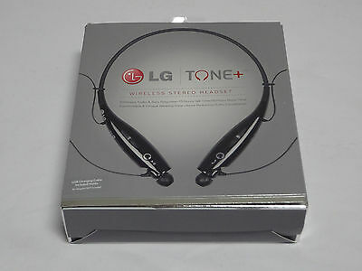 LG Tone Bluetooth Wireless Stereo Headset  Excellent Condition HBS-730.AC ,