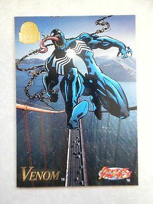 Venom - #2 - Freeze Frames 1994 Marvel Cards Universe 1994