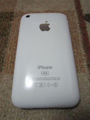 IPhone 3G - 8GB -White/Black-Factory Unlocked-Work W/ATT-TMobile & Any Sim Card