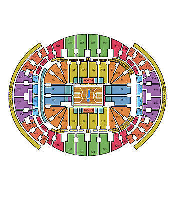 2 or 4 Miami Heat vs Toronto Raptors Tickets 04/11/15 * Section 307 * AAA Arena
