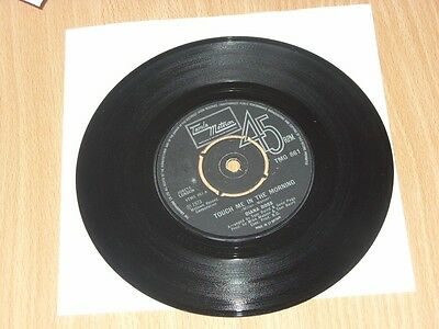 """Diana Ross: Touch me in the morning orig UK 7"""" Motown TMG 861 EX"""