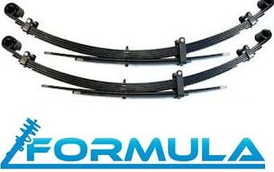 Holden Rodeo 4X4 Ra 03-08 Rear 2 Inch Raised Leaf Springs