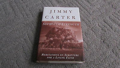 Sources of Strength : Meditations on Scripture for a Living Faith - Jimmy Carter
