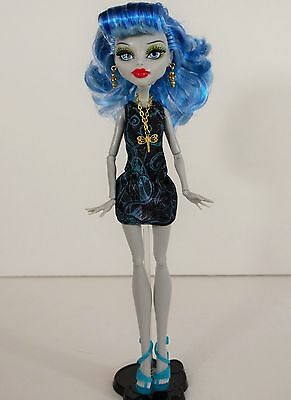 Monster High Doll Clothes Complete Outfit with Necklace, Earrings and Shoes