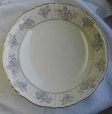 SYRACUSE CHINA FORGET ME NOT Vegetable SERVING Bowl 9""