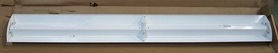 Lot of 18 Philips Day Bright THDI232-UNV-1/4-EB Shop Lights / 8' Fixtures Only