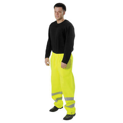 Neilsen HVTYL3X010GGS High Visibility Yellow Rain Pants Gore-Tex 3XL