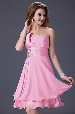 Fashion Girls Short Prom Evening Party Cocktail Wedding Dresses Homecoming Dress