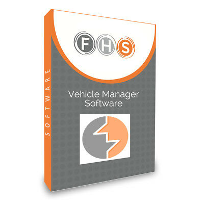 Vehicle Manager Database Software EASY TO USE Suit Mechanics/Garages