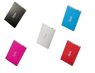 Bipra 2.5 inch USB 3.0 FAT32 Portable Slim External Hard Drive