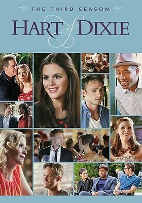 Hart of Dixie: Complete 3rd Season (5-Disc) NEW DVD