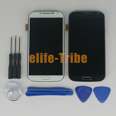 LCD Display + Touch Screen with Frame for Samsung Galaxy S4 i337 M919  + Tools