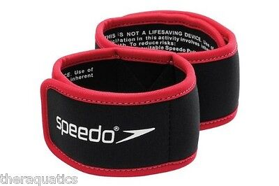 SPEEDO ADULT Pulling Sets ANKLE LOCK Water Hydro Therapy Cross Train  7530163
