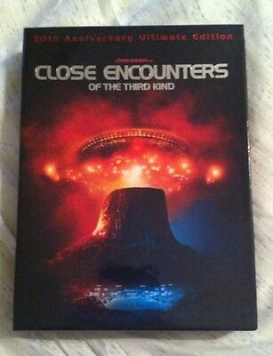 Close Encounters of the Third Kind (DVD, 2007, 3-Disc Set) 30th anniversary