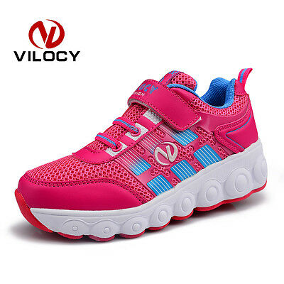 Best walking Roller Skates Shoes for Kids Shoes with Wheel zapatillas ruedas