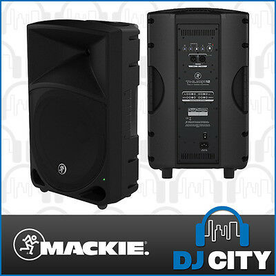 "NEW Mackie Thump 12A Powered Speaker 1000watt 2-Way 12"" Active Speaker - BNIB..."