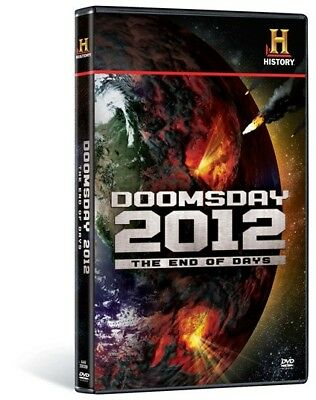 NEW Doomsday 2012: The End of Days (DVD) History Channel Mayan Prophecy - Sealed
